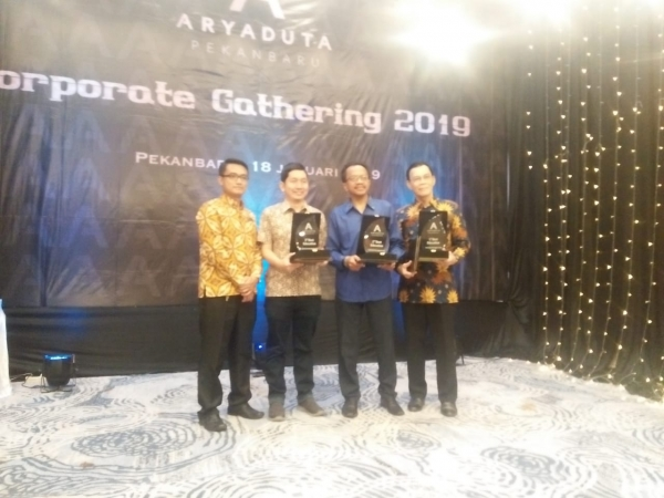 Corporate Gathering 2019 For AMIK