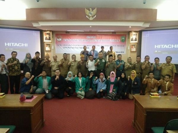 AMIK Tri Dharma Pekanbaru Mengikuti Seminar Bela Negara