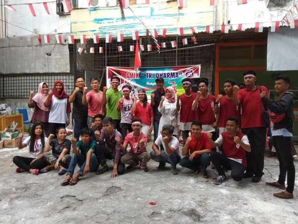 Semarak HUT Republik Indonesia ke 72 di Kampus AMIK