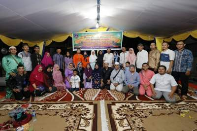 Silaturahmi dan Buka Bersama Segenap Civitas AMIK Tri Dharma Pekanbaru Ramadhan 1440 H/2019